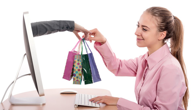 Types of People When Shopping Online